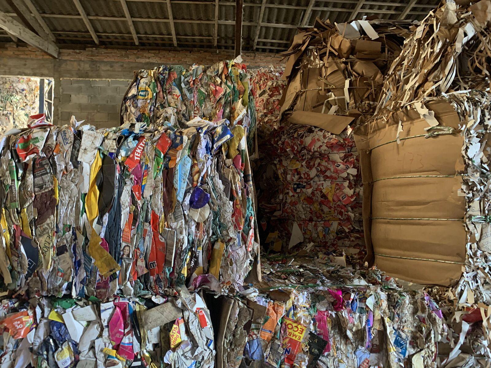 papel reciclado hörlle